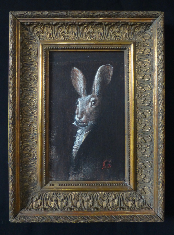 34. Charles Swann  36,5 x 49,5 cm