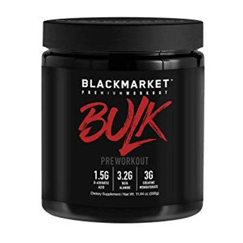Blackmarket Bulk Preworkout