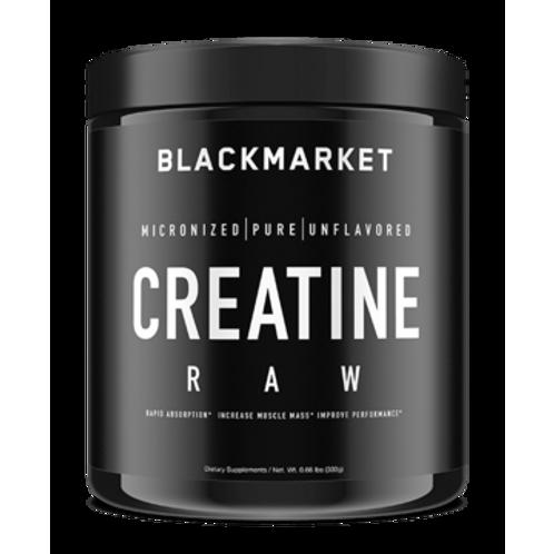 BLACKMARKET CREATINE