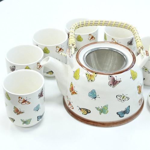 Herbal Tea Set- Butterflies