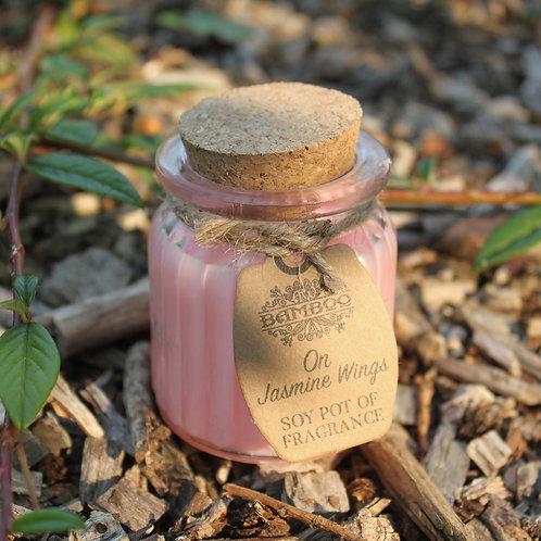 Mini Soy Wax Candle- Jasmine