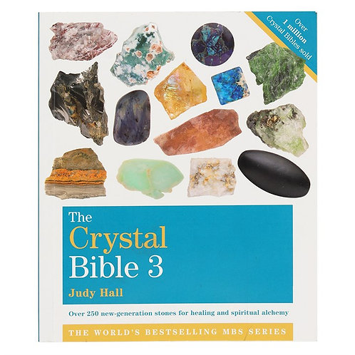 The Crystal Bible Vol. 3