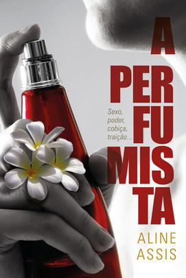 Capa de Livro A Perfumista