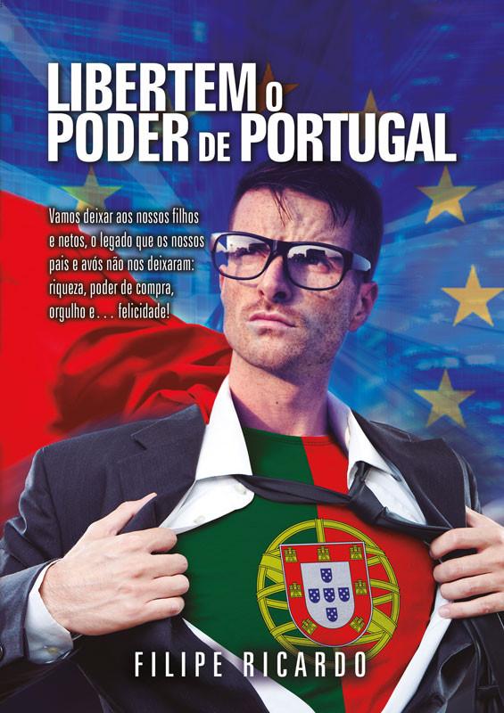 Capa Libertem o Poder de Portugal