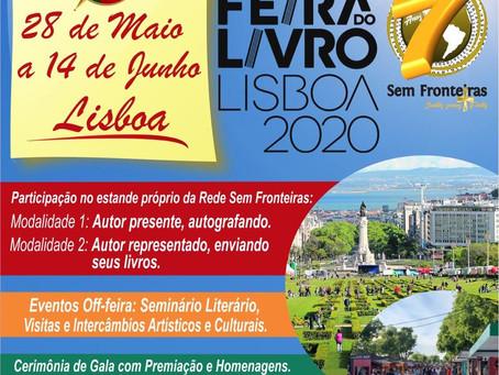 90ª Feira do Livro - Lisboa 2020