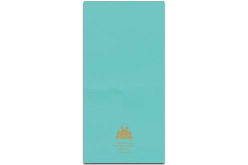 KEEP A NOTEBOOK 寫筆記 | A5 Slim PVC Writing Board 好手感書寫墊(青竹) | CKN-005B