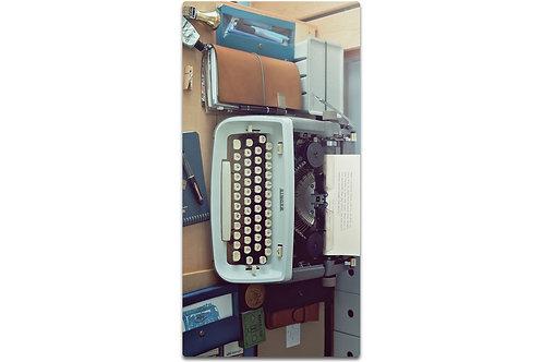 KEEP A NOTEBOOK 寫筆記 | A5 Slim Paper Writing Board 時光風景墊板(案頭山水)| CKN-006C
