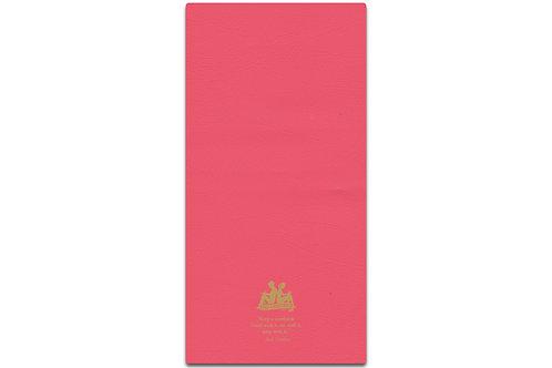 KEEP A NOTEBOOK 寫筆記 | A5 Slim PVC Writing Board 好手感書寫墊(薔薇) | CKN-005A