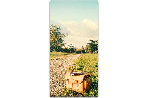 KEEP A NOTEBOOK 寫筆記 | A5 Slim Paper Writing Board 時光風景墊板(旅人之詩)| CKN-006B