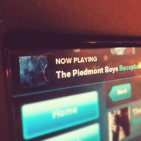 The Piedmont Boys Now Available on TouchTunes