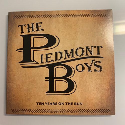 Ten Years On The Run CD