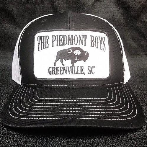 TPB Black & White Hat