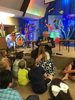 June 5, 2016 Children's Lesson