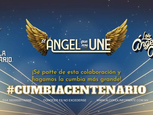 Tequila Centenario y Los Ángeles Azules brindan homenaje a México y el tequila
