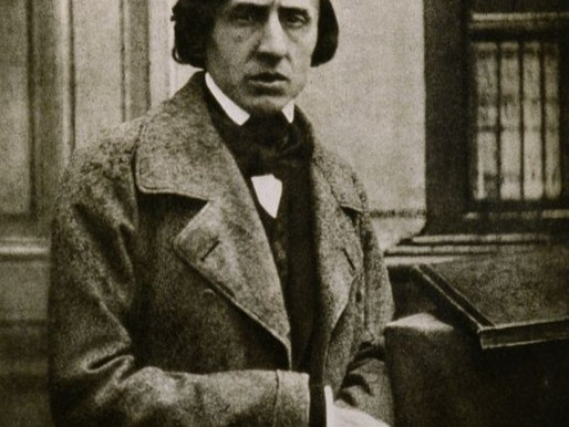 Un genio de la música que solo vivió 39 años: Frederic Chopin