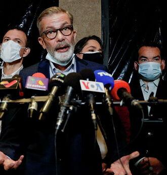 Llaman a gobierno de Maduro a regresar a diálogos en México
