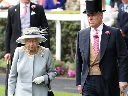 Scotland Yard no tomará más acciones contra príncipe Andrés, acusado de violación