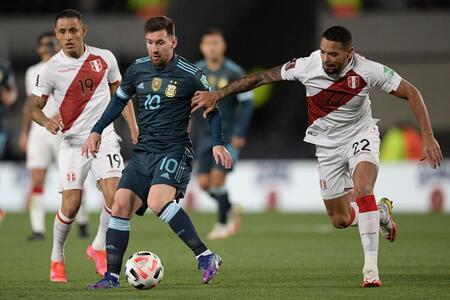 Brasil adentro y Argentina cerca de su pase a Catar 2022