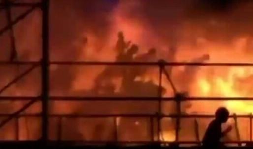Decenas de muertos por incendio en Taiwan