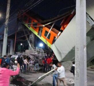 Se esperaba: Fiscalía capitalina atribuye desastre de Línea 12 a construcción y diseño