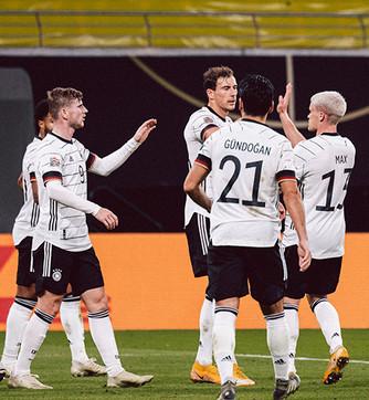 Alemania es el primer clasificado al Mundial de Catar en fase eliminatoria