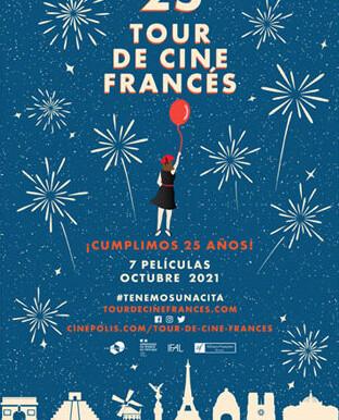 """""""Fantasías"""" engalana esta edición 25 del Tour de Cine Francés"""