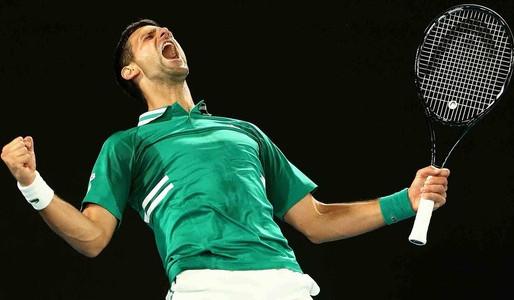 Menos restricciones a tenistas vacunados en próximo Open de Australia