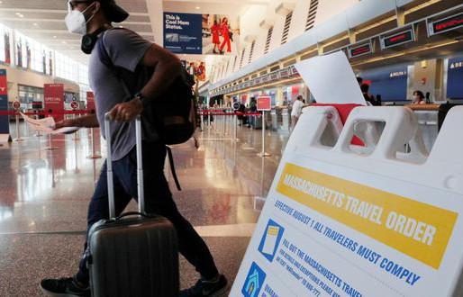 Exigirá Estados Unidos vacunación completa a viajeros del extranjero desde noviembre
