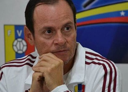 Va justicia venezolana por exentrenador de selección femenil de fútbol