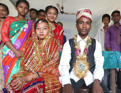 Matrimonio infantil está matando a 60 infantes diariamente