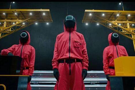 Prepara Disney+ estrategia ante éxito de 'El juego del calamar' en Netflix