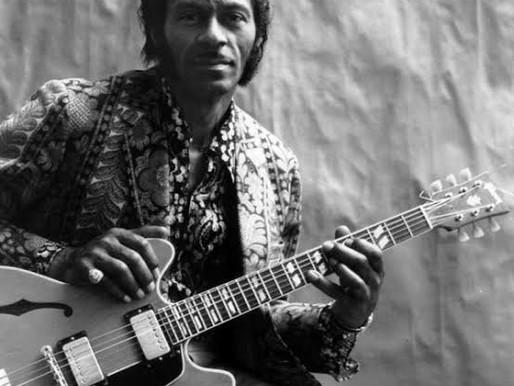 Chuck Berry, uno de los históricos del rock and roll, a 95 años de su natalicio  (video)