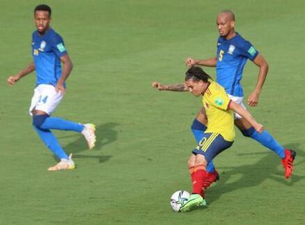 Brasil pierde sus primeros puntos en la eliminatoria sudamericana rumbo a Catar