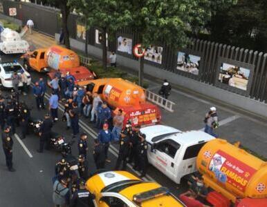 Comisionistas gaseros realizan bloqueos en la CDMX exigiendo mayores ganancias