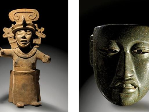 Denuncia México a empresa alemana que subastará 74 piezas arqueológicas
