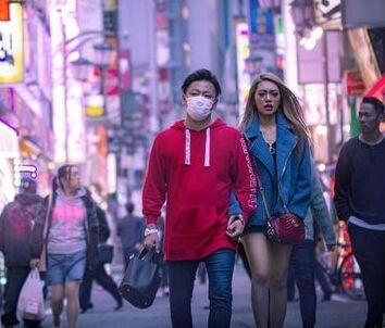 Reportan en Tokio la cifra más baja de contagios de coronavirus en este año