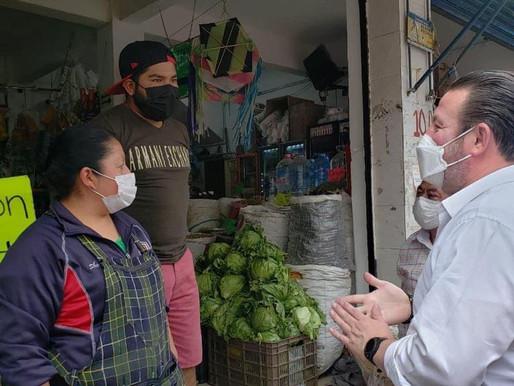 Instalan ventanilla especial para trámites de comercios en La Magdalena Contreras