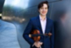 Zach Dellinger Viola