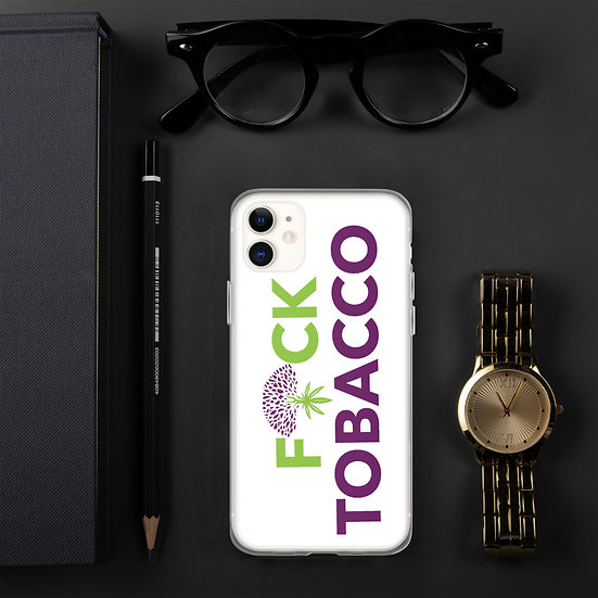 Fck Tobacco Iphone Case