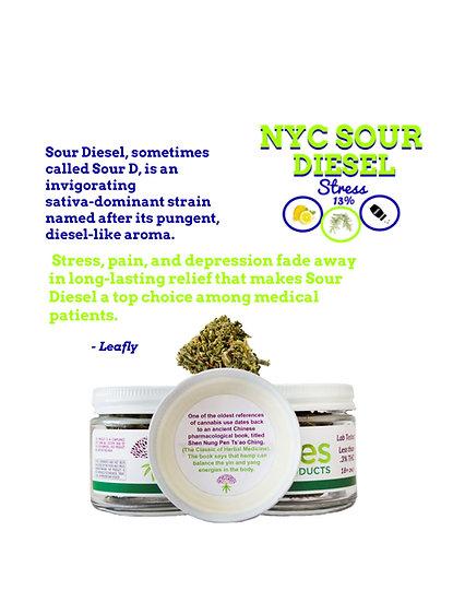 NYC Sour Diesel