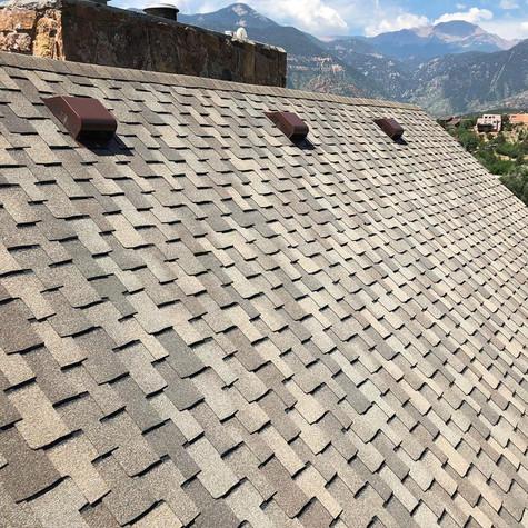 Pikes Peak Roof