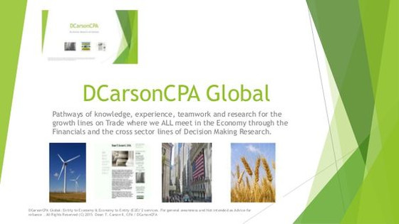 DCarsonCPA on Wix