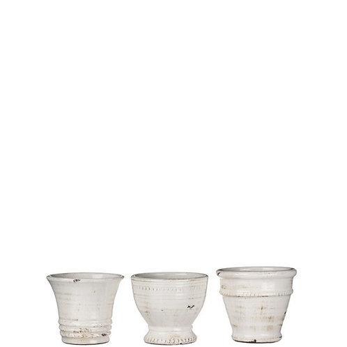 Set of Three Pots