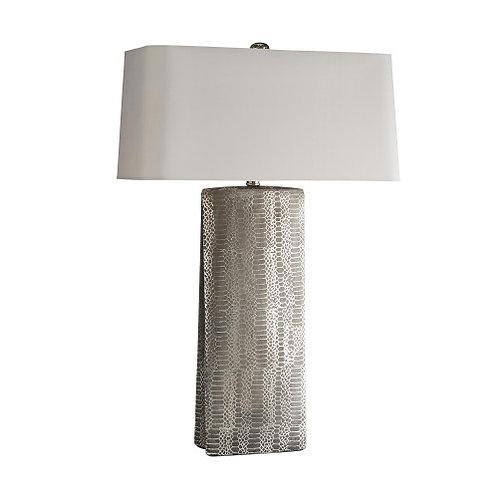 Revi Metallic Python Table Lamp