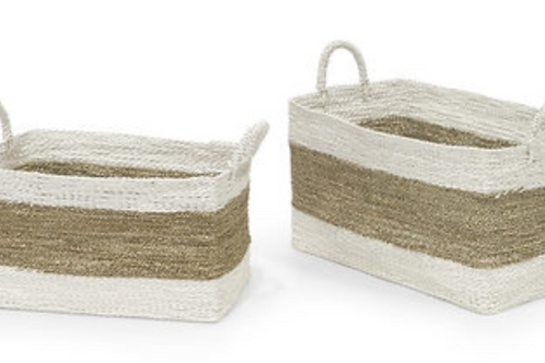 Tanna Rectangular Baskets