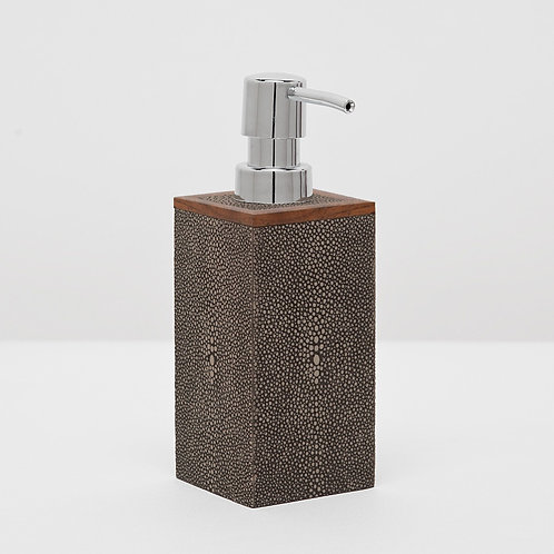 Faux Shagreen Soap Pump