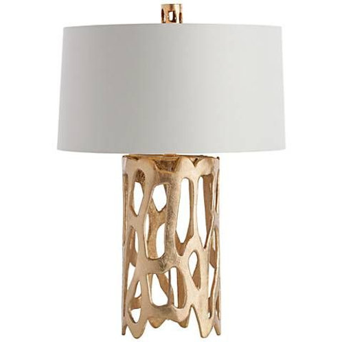Brampton Gold Table Lamp