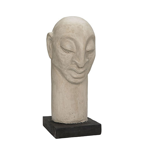 Fiber Cement Sculpture, Thor