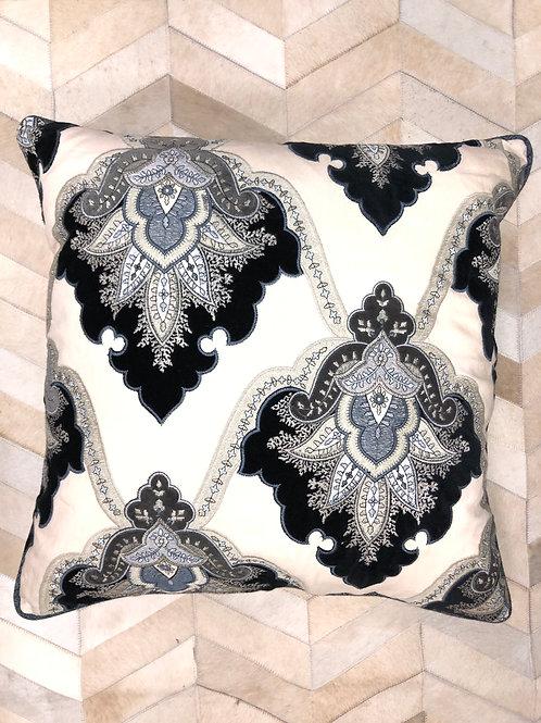 Medallion Pillow - Large Square