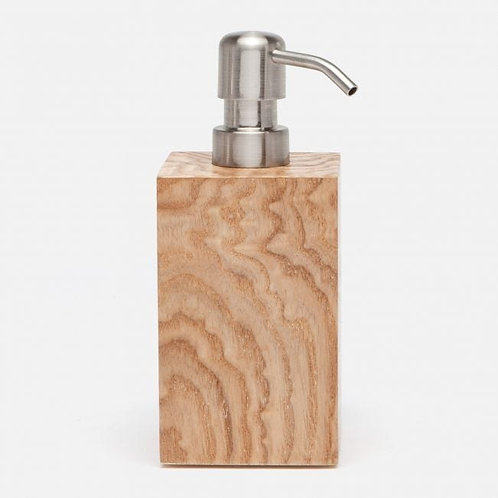Tamo Ash Veneer Canister with Lid